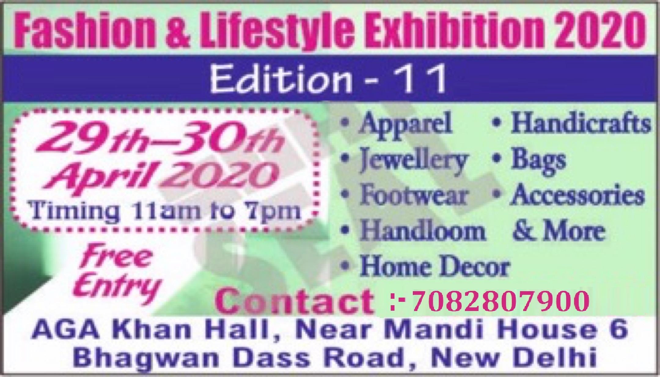 Fashion & Lifestyle Exhibition 2020