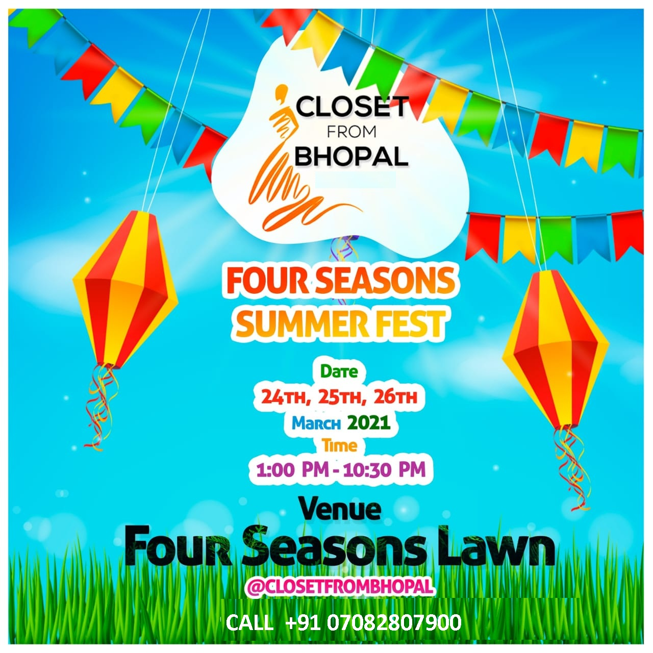 Four Seasons Summer Fest