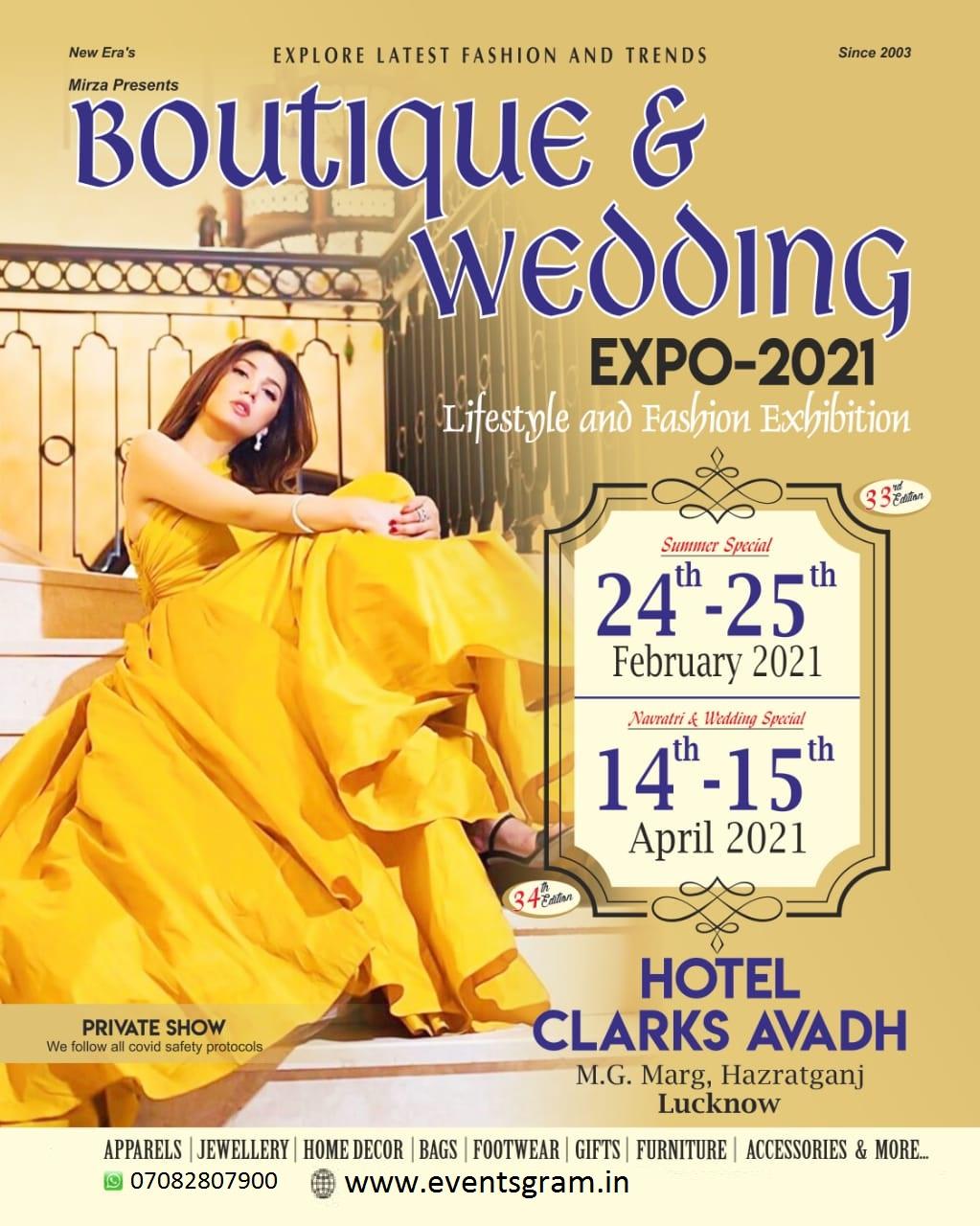 Boutique & Wedding Expo