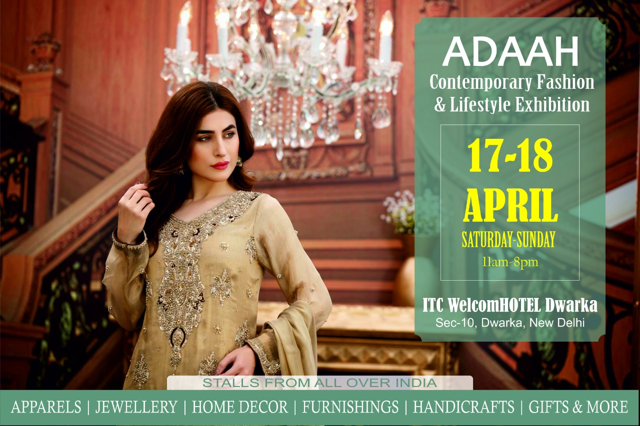 ADAAH - Fashion and Lifestyle Exhibition
