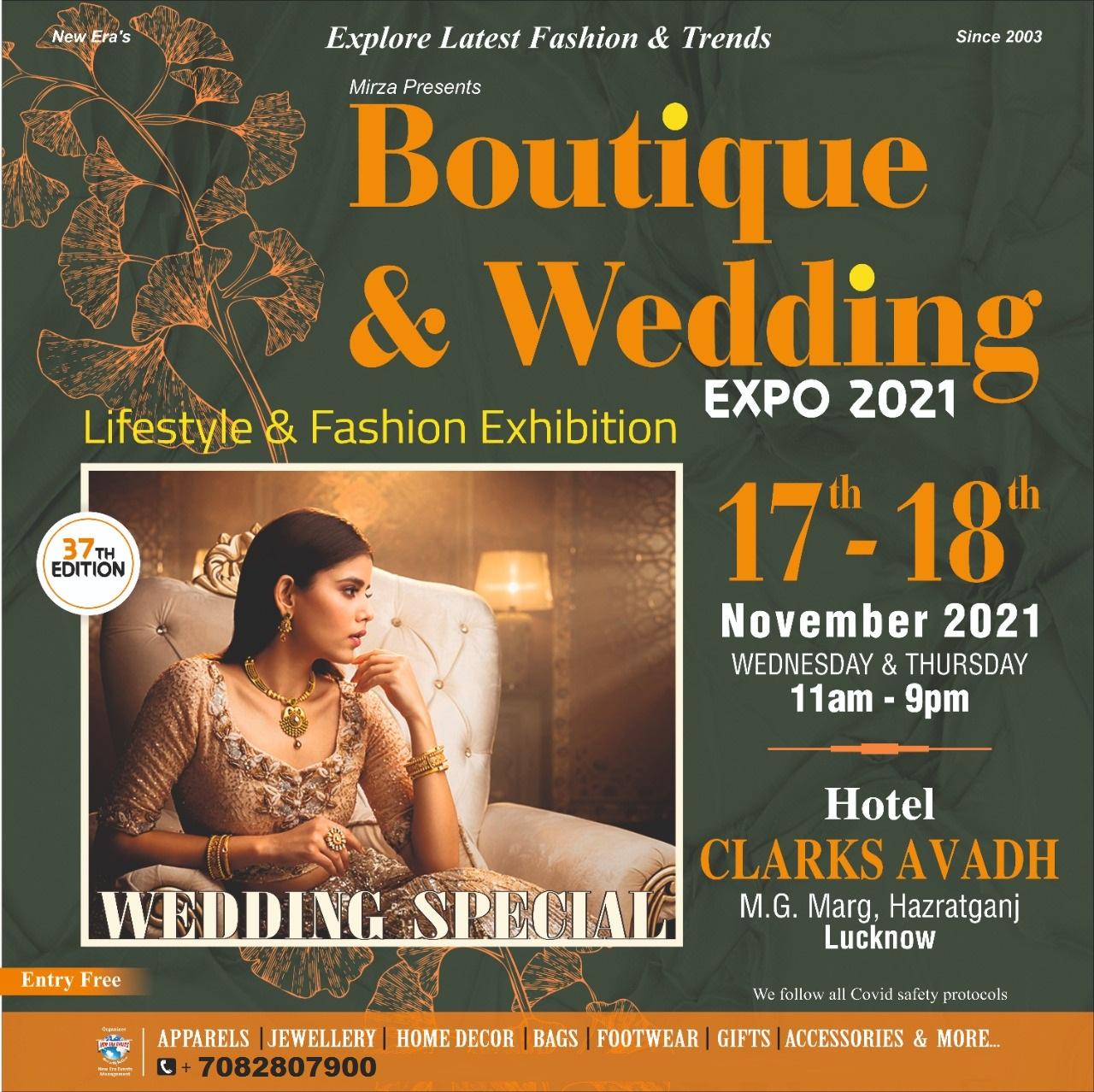 Boutique & Wedding Exhibition