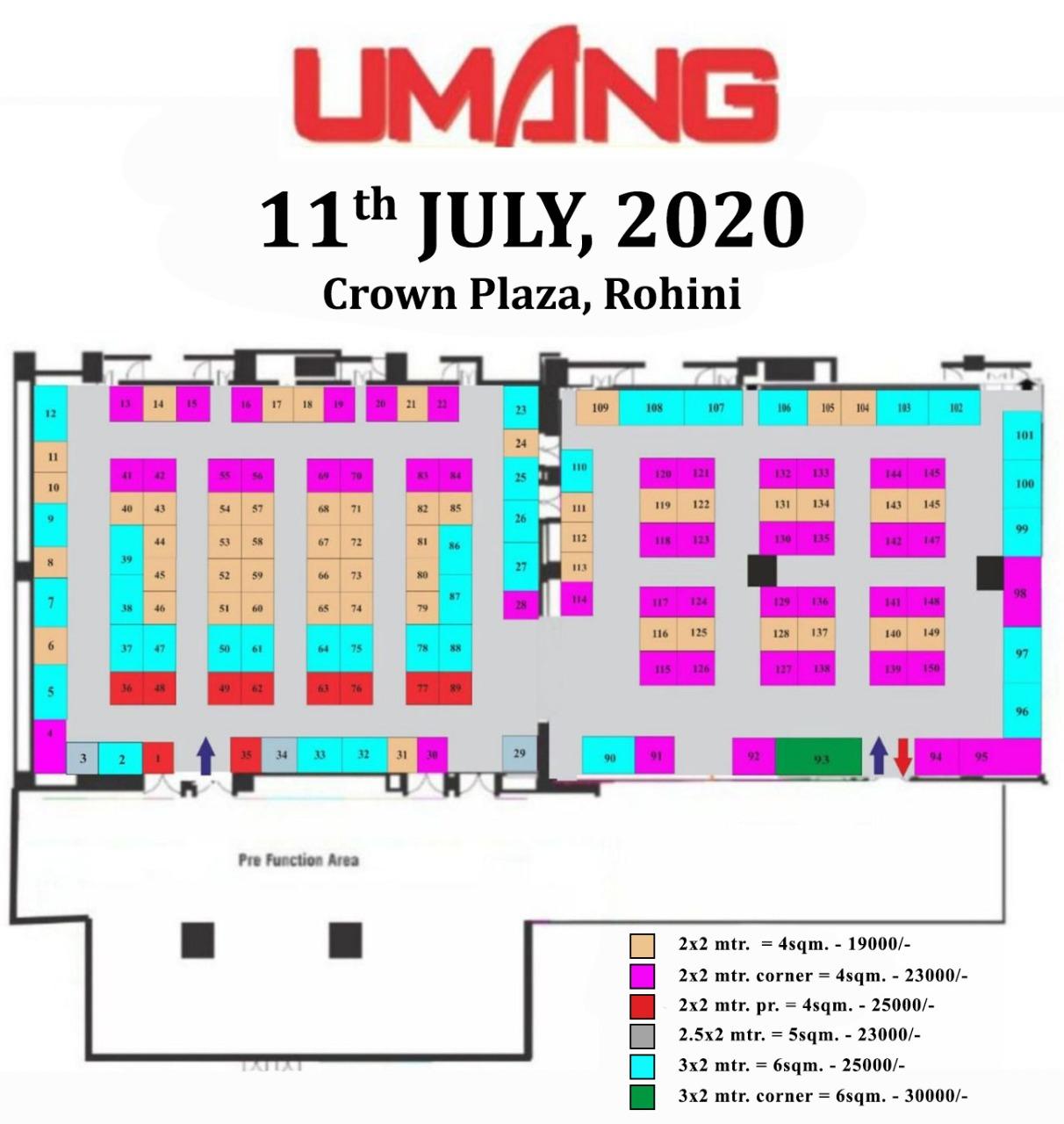 Umang Fashion & Lifestyle Exhibition