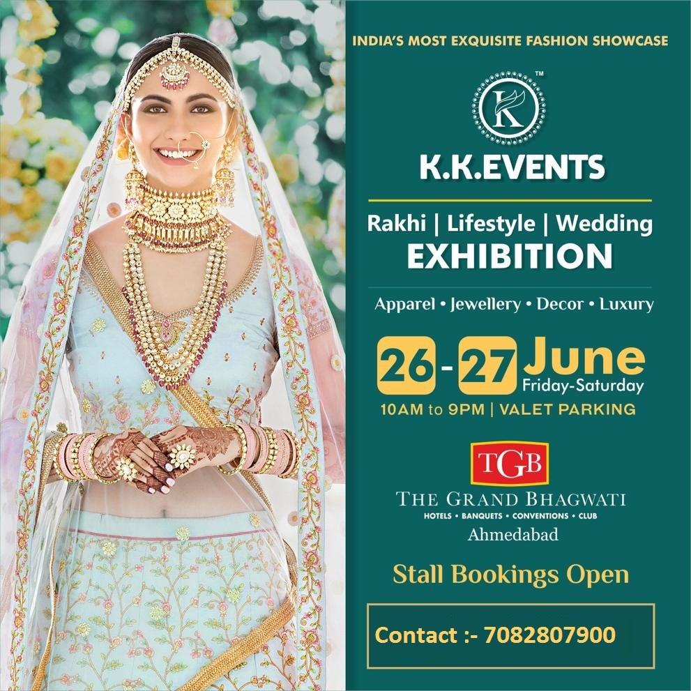 Rakhi, Lifestyle & Wedding Exhibition