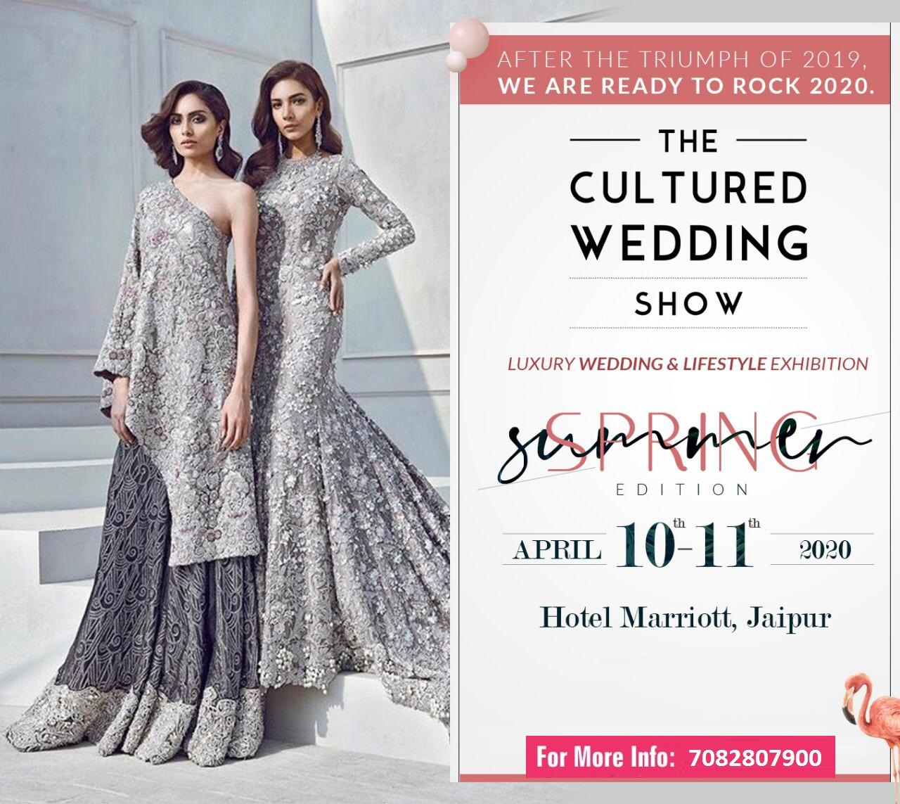 The Cultured Wedding Show