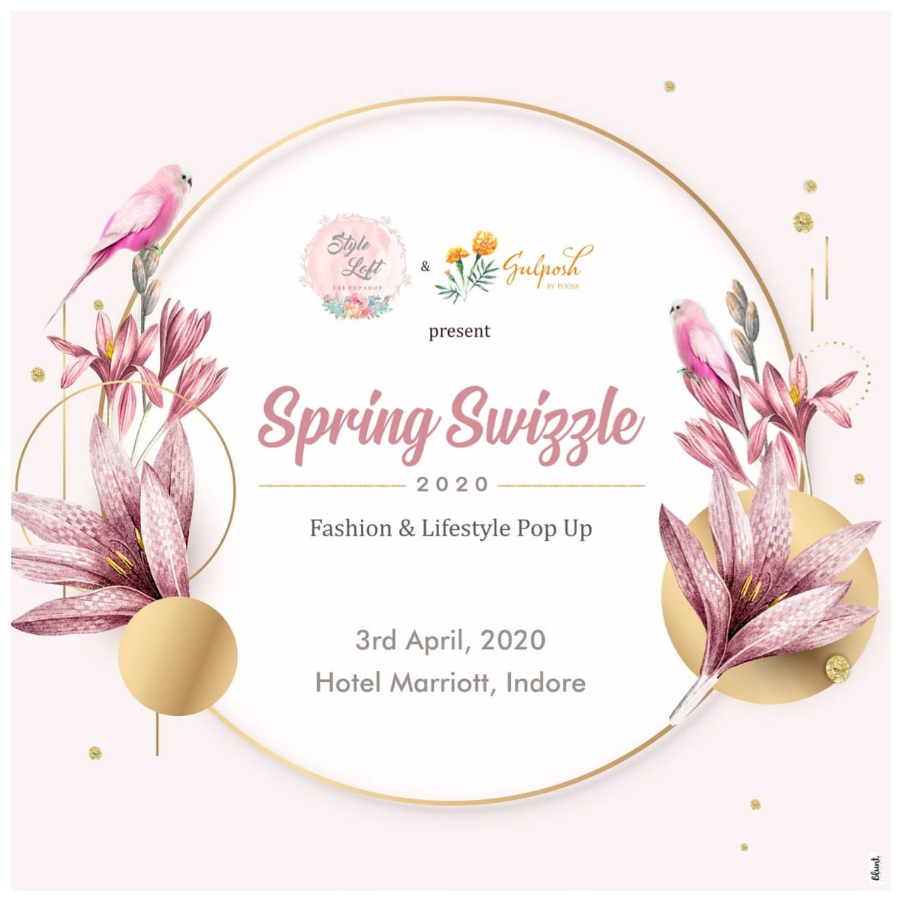 Spring Swizzle Fashion & Lifestyle Pop Up