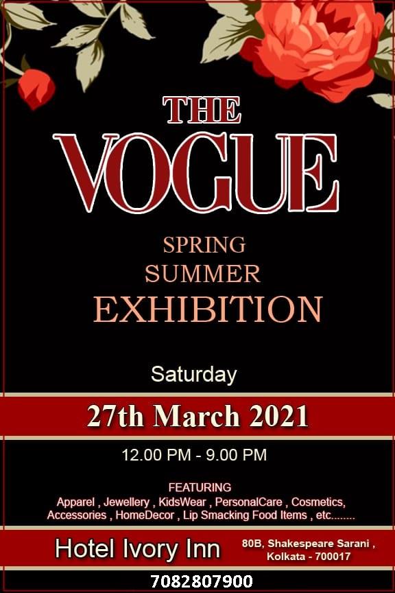 Spring & Summer Exhibition