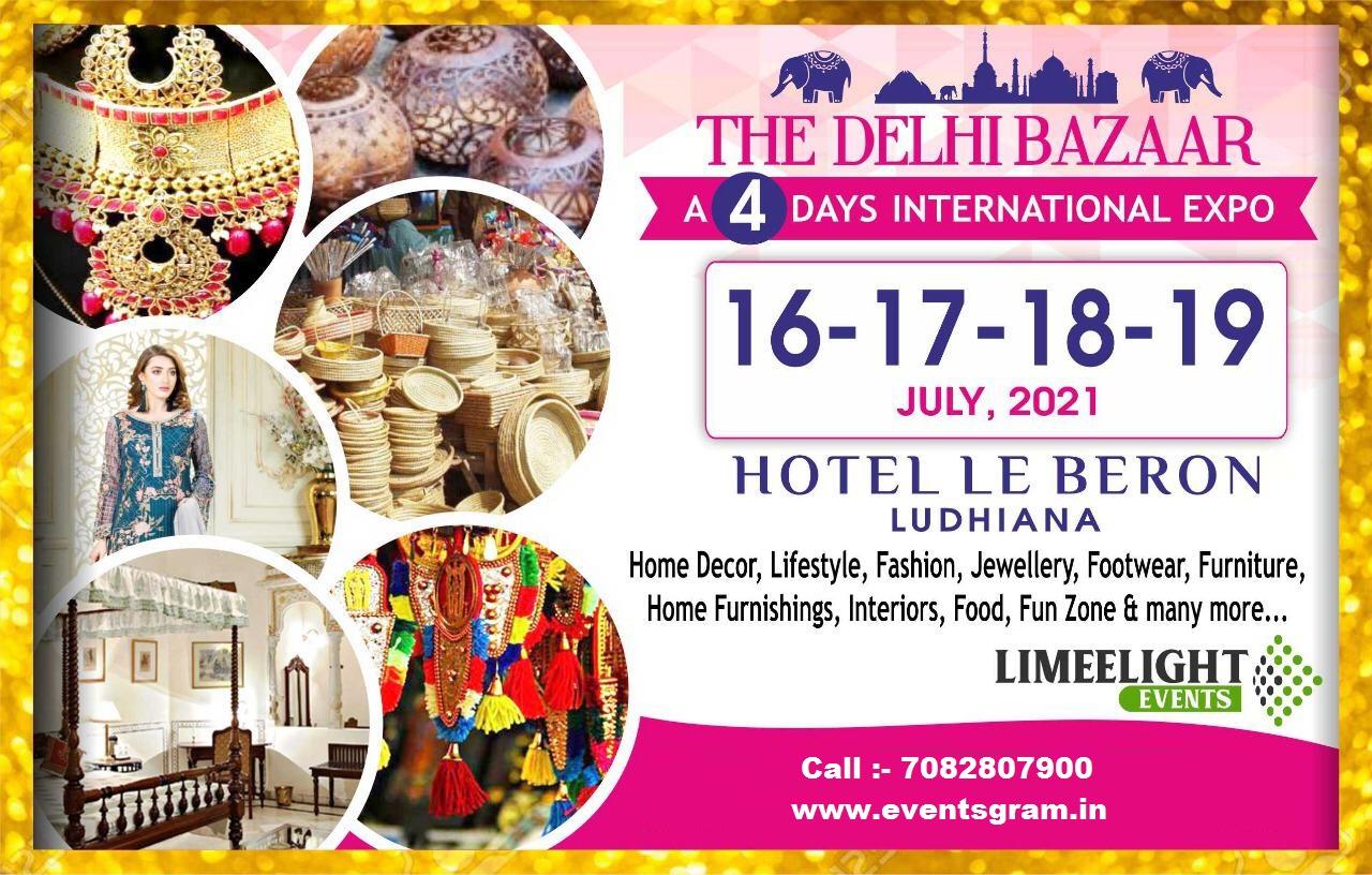 The Delhi Bazaar