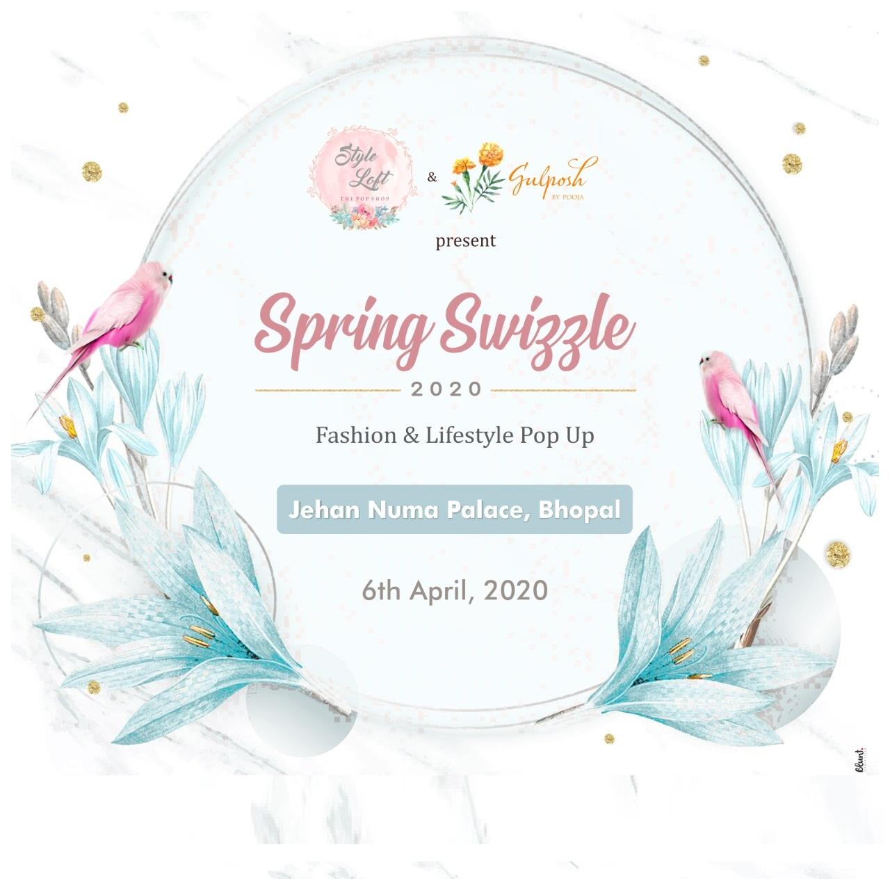 Spring Swizzle Fashion & Lifestyle Pop Up