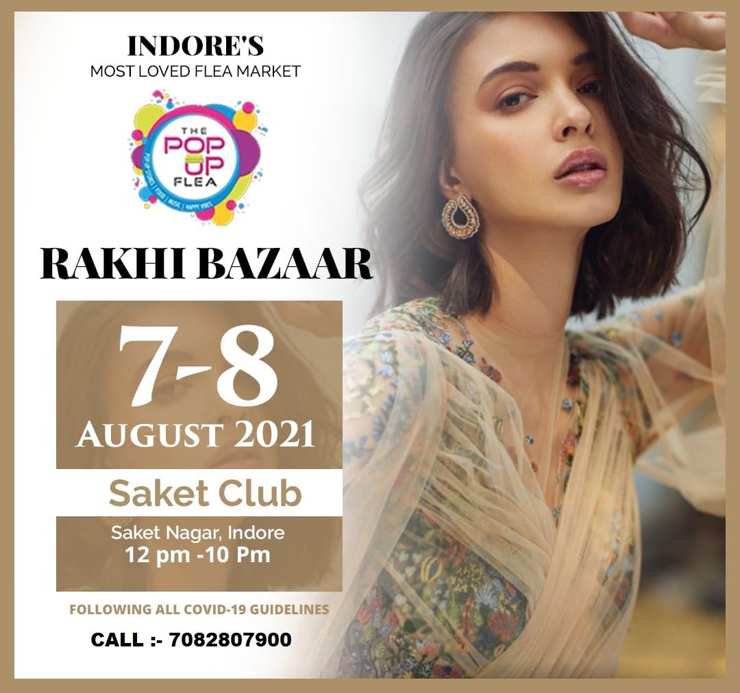 Rakhi Bazaar Exhibition