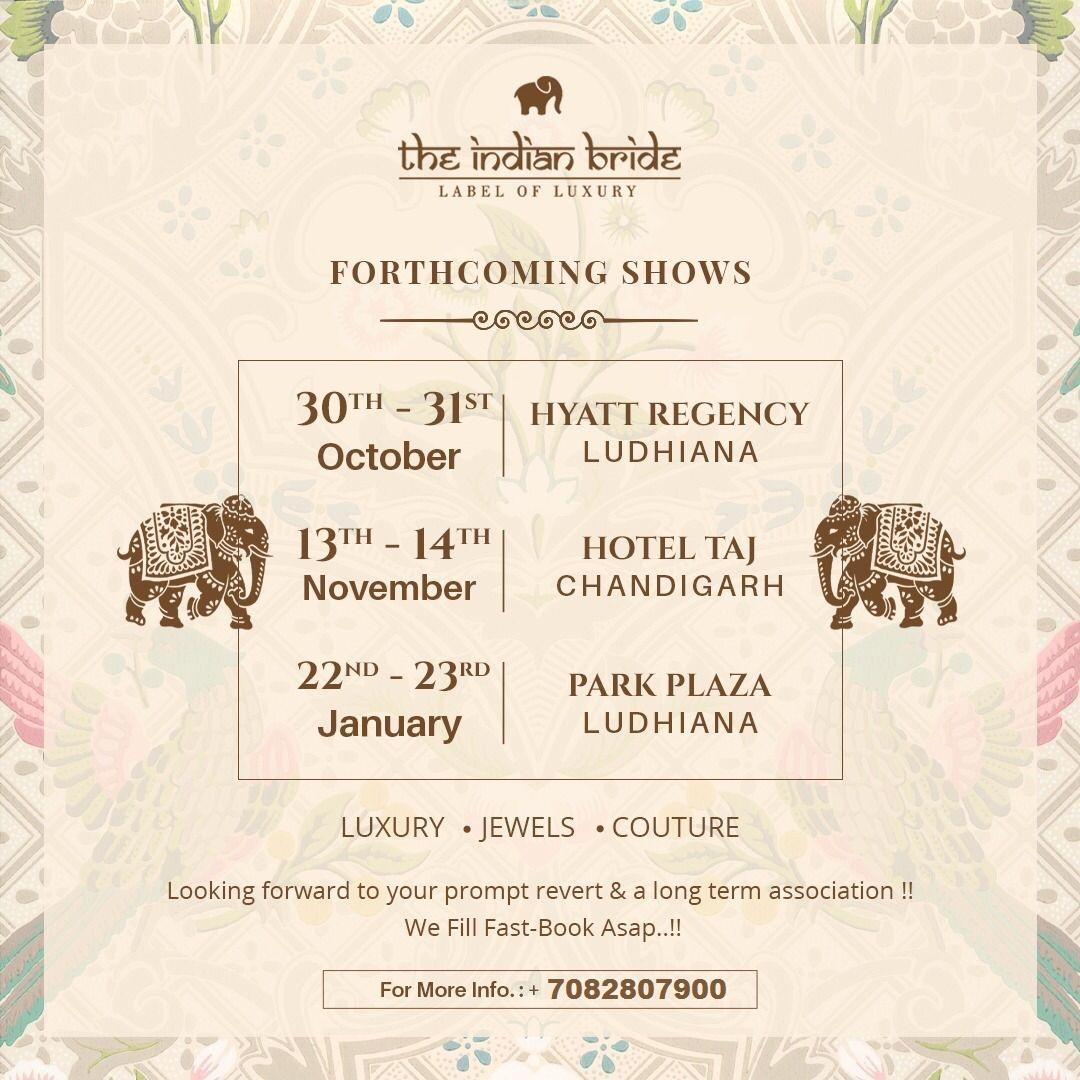 The Indian Bride Exhibition