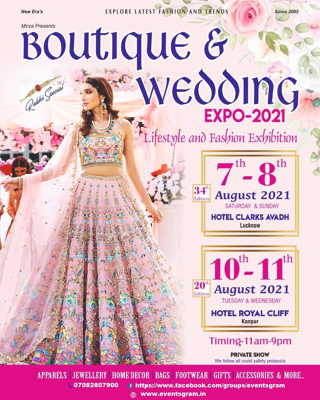 Boutique & Wedding Expo 2021