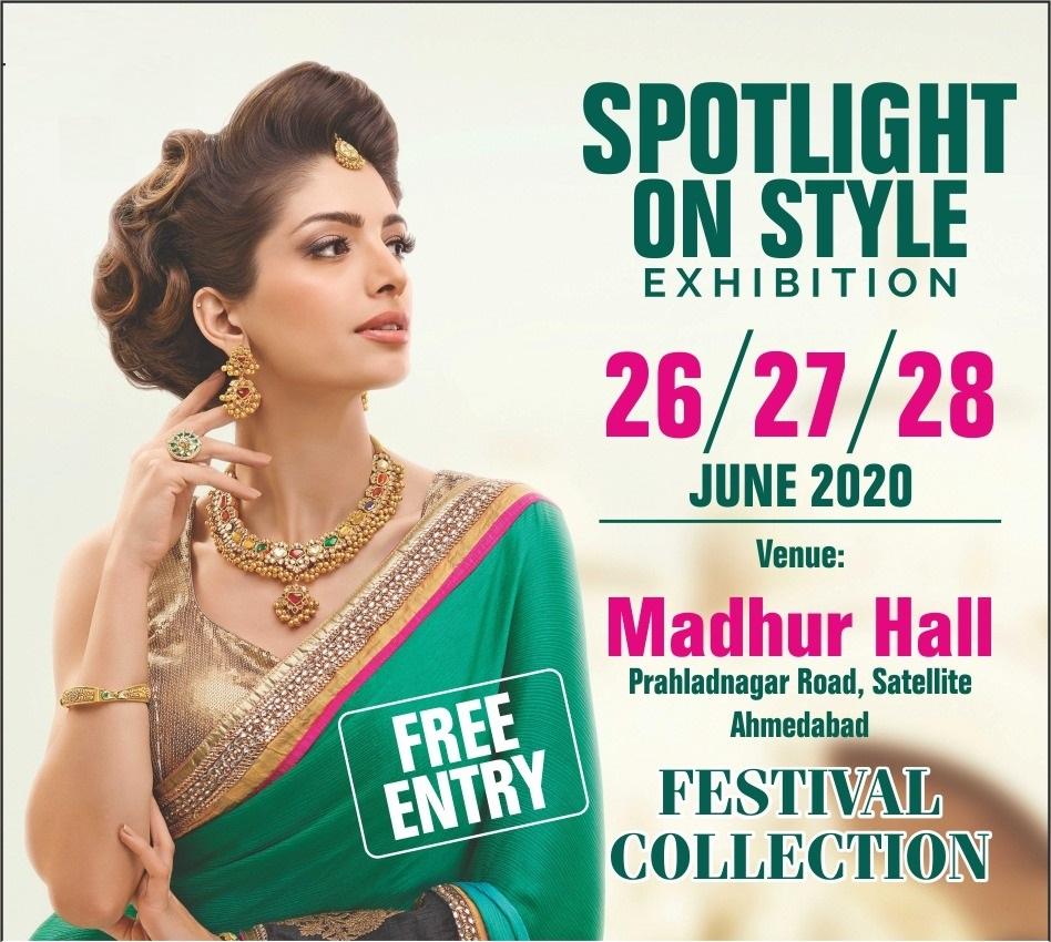 Spotlight On Style Exhibition
