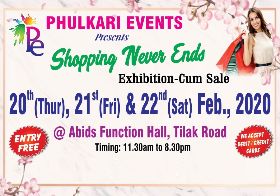 Phulkari Event